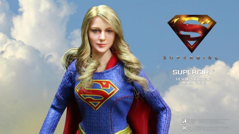 supergirl real master series figures - main pic