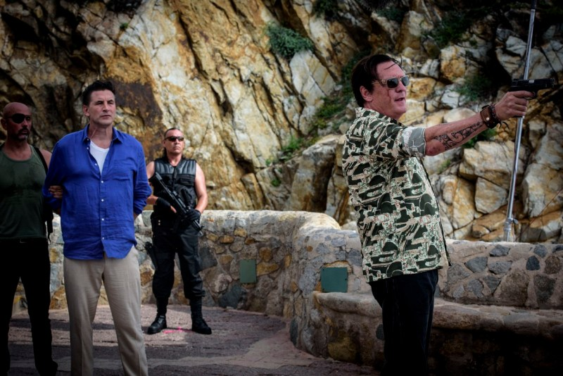 welcome to alcapulco review -william baldwin and michael madsen