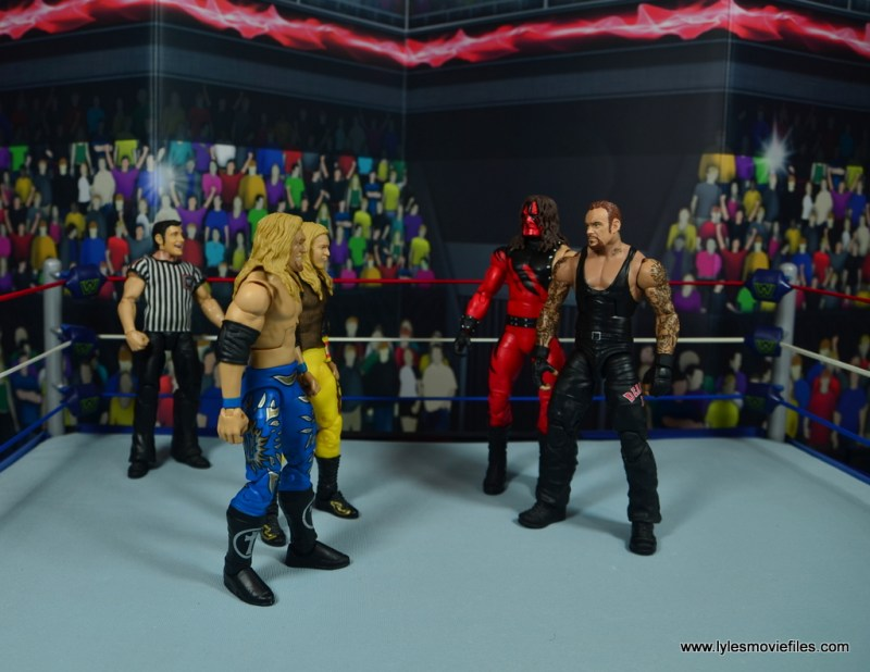 1. Brothers of Destruction vs Edge and Christian