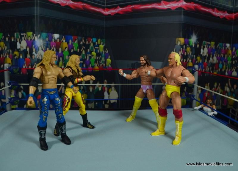 1. Mega Powers vs Edge and Christian