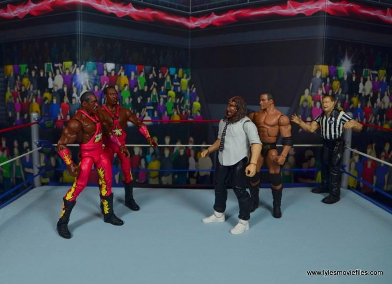 1. Rock n Sock Connection vs Harlem Heat