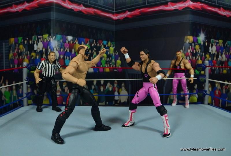 2. Road Warriors vs Hart Foundation