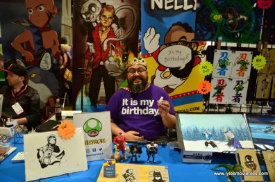 Awesome Con 2019 - Nelly Roll