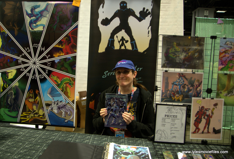 Awesome Con 2019 - Serena Loder