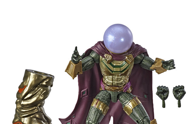 MARVEL SPIDER-MAN LEGENDS SERIES 6-INCH Figure Assortment - Mysterio (oop)