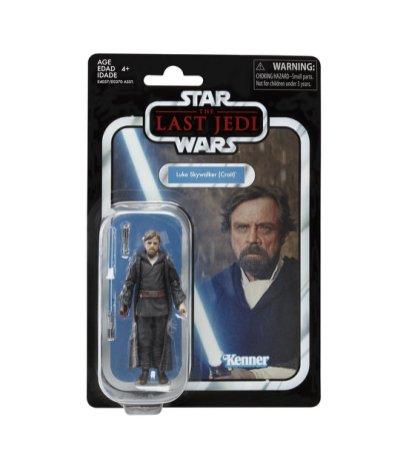 STAR WARS THE VINTAGE COLLECTION 3.75-INCH Figure Assortment - Luke Skywalker (Crait) in pck 2