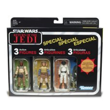 STAR WARS THE VINTAGE COLLECTION TATOOINE SKIFF 3.75-INCH 3-PACK (in pck 2)