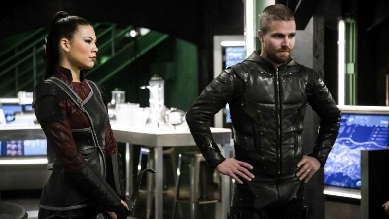 arrow-inheritance-review - emiko and oliver