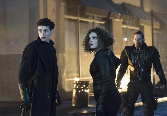 gotham they did what review - bruce and selina vs bane