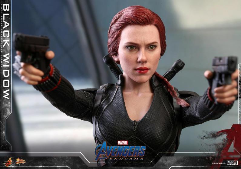 hot toys avengers endgame black widow figure - main pic