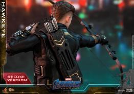 hot toys avengers endgame hawkeye -quiver detail