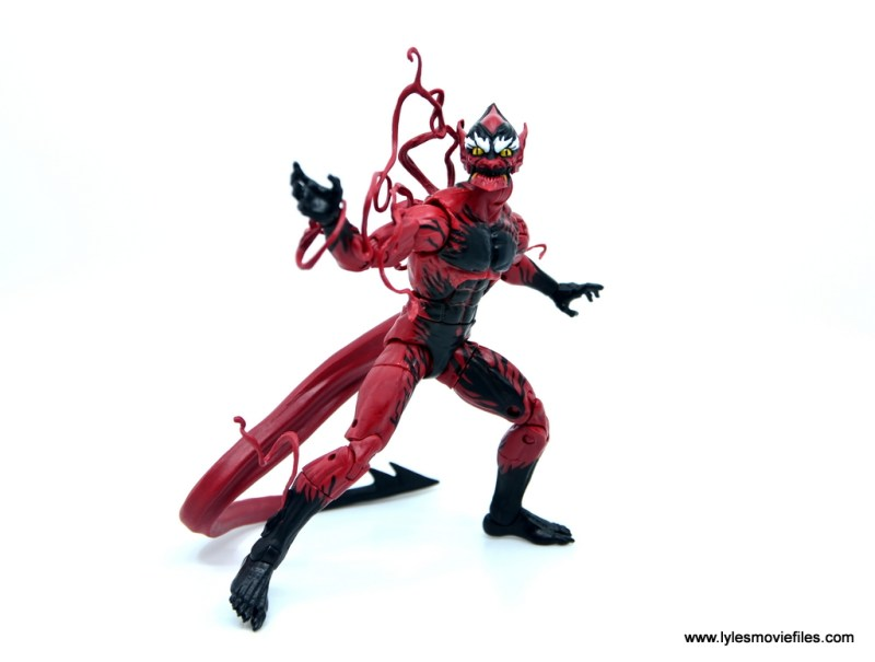 marvel legends red goblin figure review - ready to strike