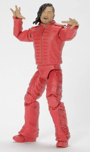 wwe ultimate edition shinsuke nakamura figure -jacket on