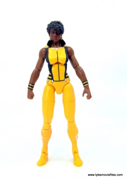 DC Multiverse Vixen figure review - front