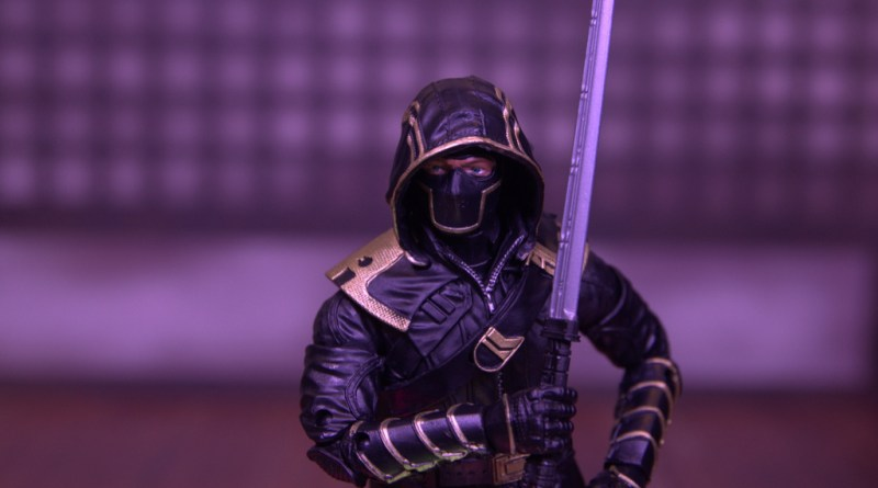 Marvel Legends Ronin figure review - main pic