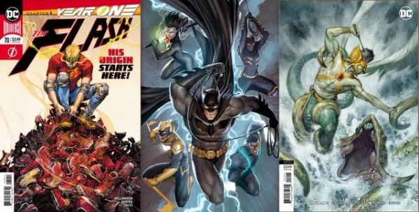 dc comics 5/8/19