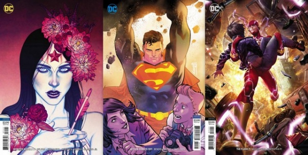 dc comics reviews 5/22/19