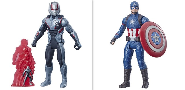 avengers endgame new round of figures