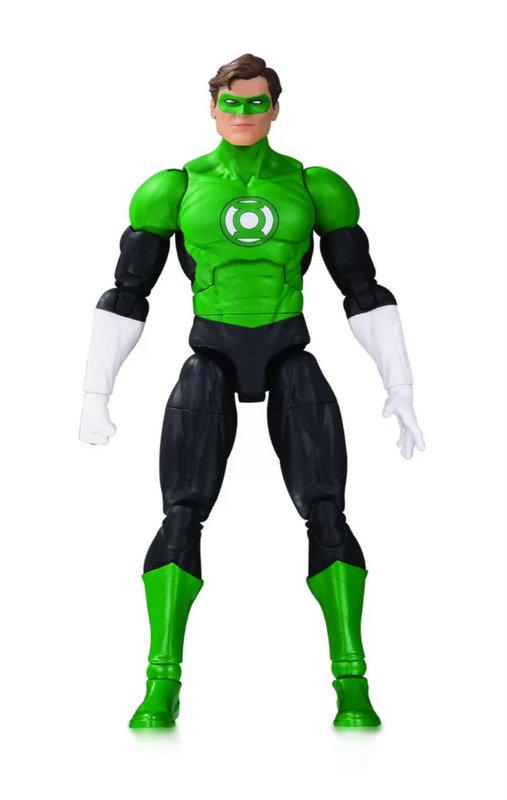 dc essentials green lantern figure