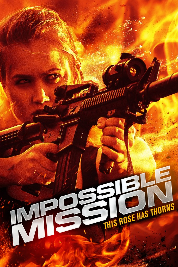 impossible mission review - movie poster