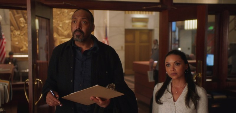 the flash - the girl with the red lightning review - joe and cecile