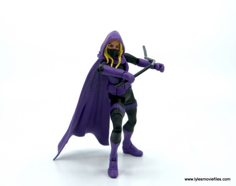 DC Multiverse Spoiler figure review - with nunchuck