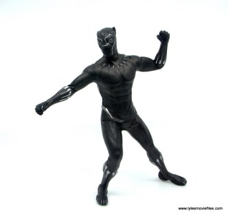 Hot Toys Black Panther figure review - twisting