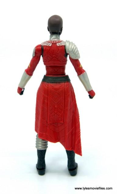 Marvel Legends Dora Milaje figure review - rear
