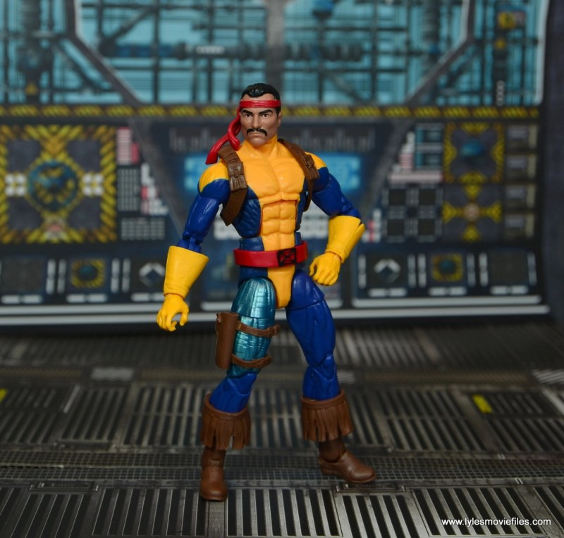 Marvel Legends Forge figure review - chilling