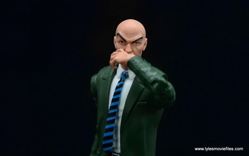 Marvel Legends Professor X figure review -considering plan