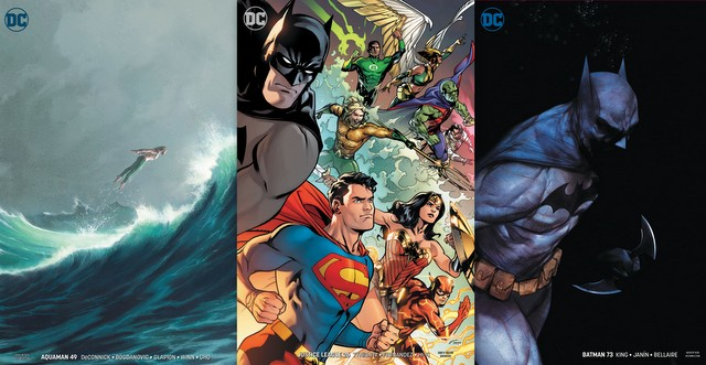 dc comics reviews for 6/19/19