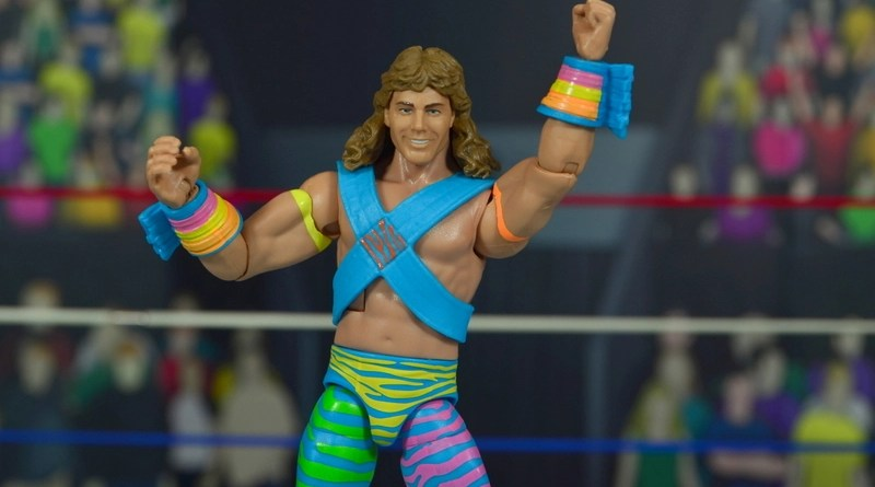 WWE RetroFest Shawn Michaels figure review - main pic