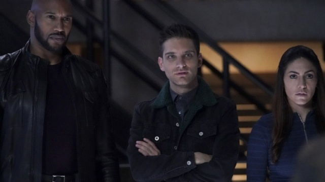 agents of shield toldja review - mack, deke and elena
