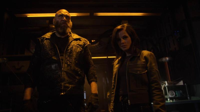 agents of shield window of opportunity - jocko and snowflake