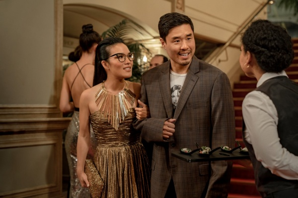 always be my maybe review - ali wong and randall park