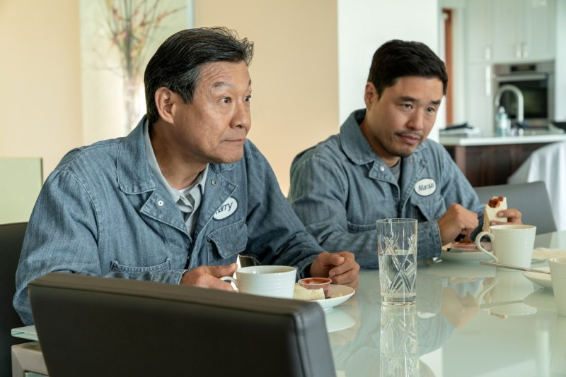 always be my maybe review - james saito and randall park