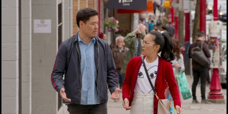 always be my maybe review - randall park and ali wong