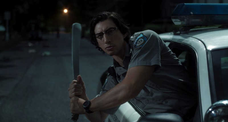 the dead don't die movie review - adam driver