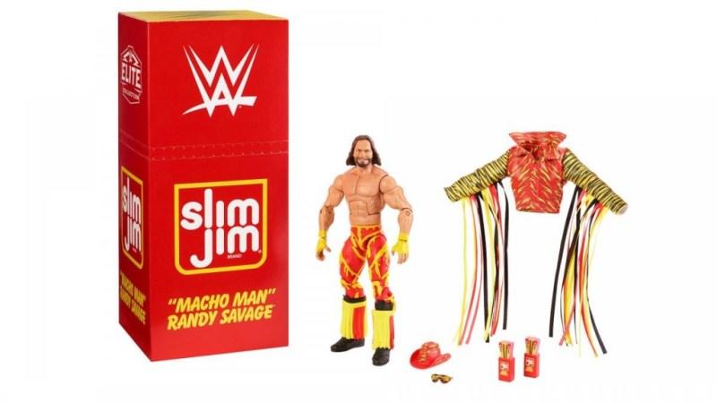 Slim Jim Macho Man Randy Savage Revealed As Next WWE