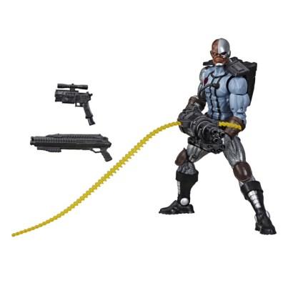 HASBRO UNCANNY X-FORCE MARVEL LEGENDS SERIES 6-INCH DEATHLOK (oop)