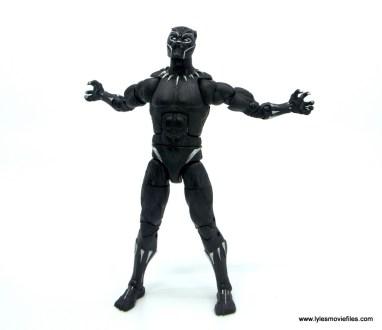 Marvel Legends Black Panther BAF Okoye figure review - i am not dead