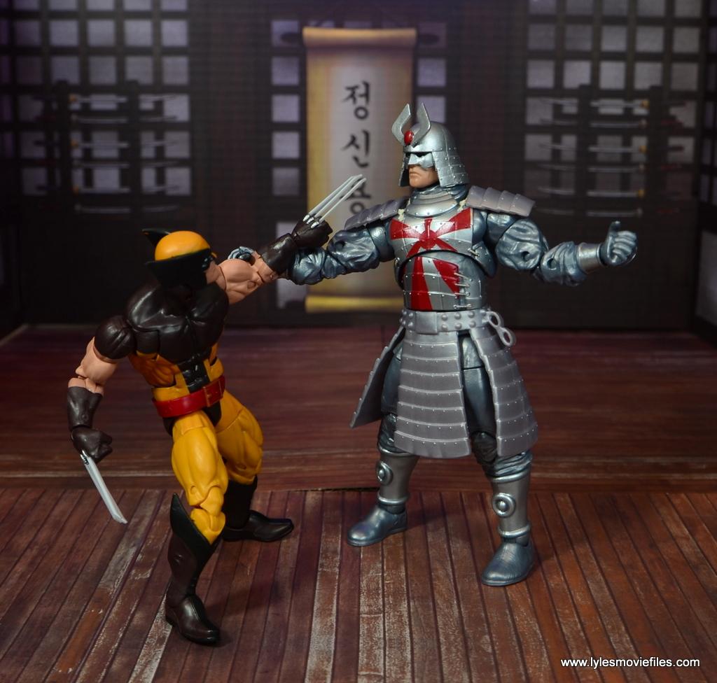 Marvel Legends Silver Samurai figure review Vintage X-Men ...  Marvel Legends ...