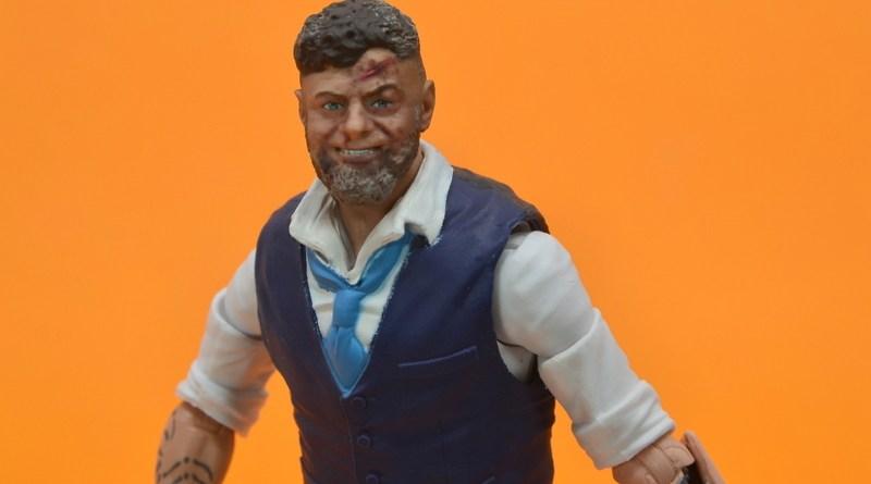 Marvel Legends Ulysses Klaue figure review - profile pic