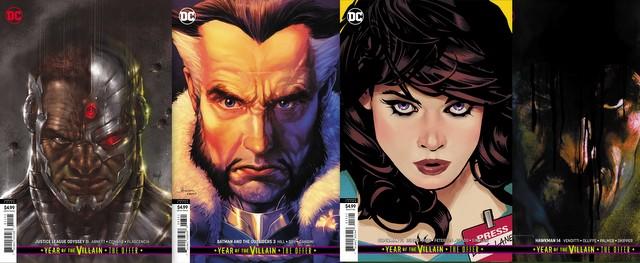 dc comics reviews 7/10/19