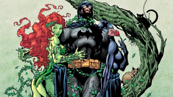 Batman Hush Poison Ivy Batman And Catwoman Lyles Movie Files