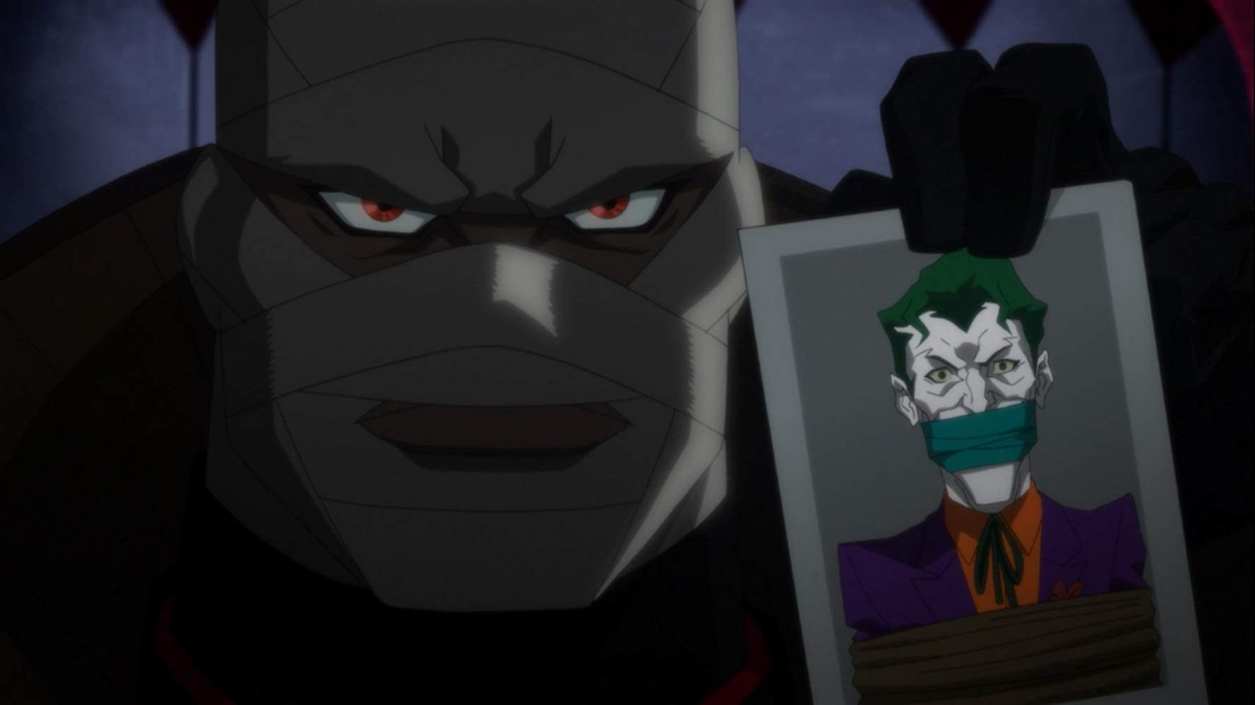Batman Hush Movie Review A Puzzling Adaptation Lyles Movie Files