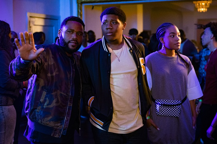 beats movie review - anthony anderson, khalil everage and ashley jackson