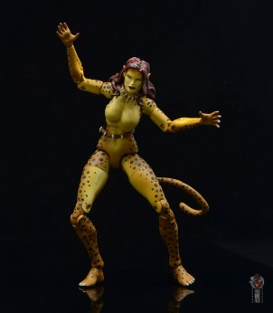 dc essentials cheetah figure review - attack mode