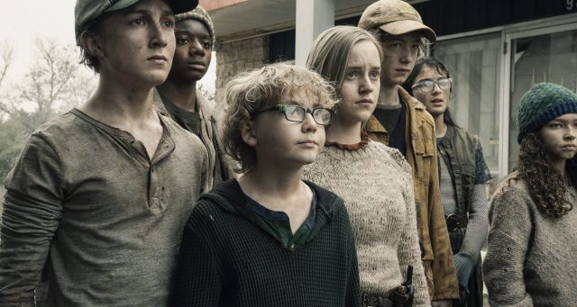 fear the walking dead the little prince review - annie and the little orphans