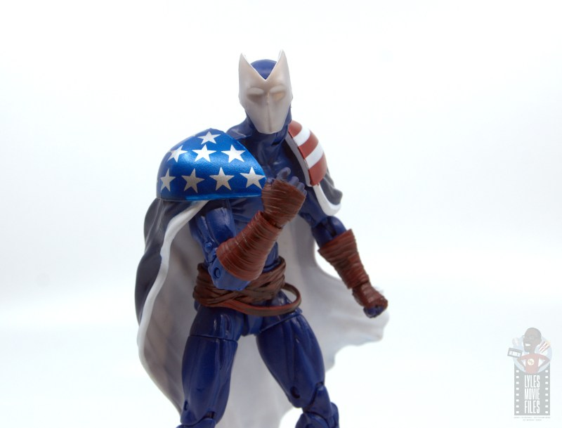marvel legends citizen v figure review - vowing vengeance